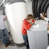 Tepelná čerpadla pro rodinné domy zažívají boom