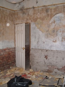 Odstranění vlhkosti ze zdiva